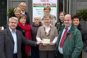 South Tipperary Hospice Donation